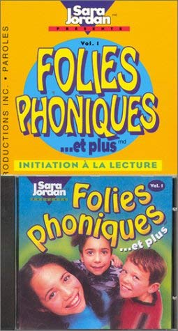 Folies Phoniques Et Plus [With CD] 9781894262088