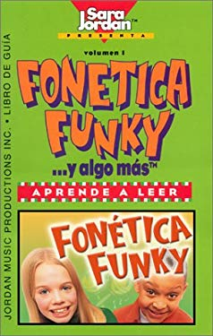 Fonetica Funky [With Book] 9781895523249