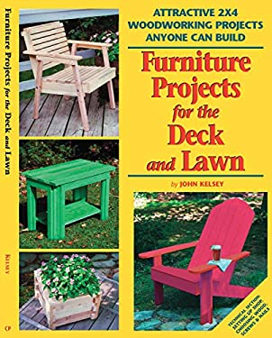 Furniture Projects for the Deck and Lawn 9781892836175
