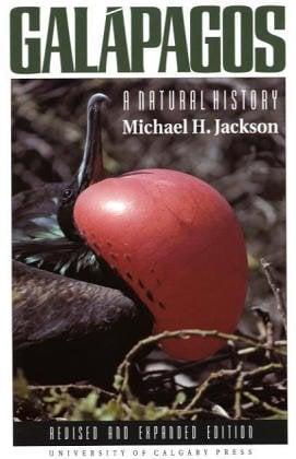 Galapagos: A Natural History 9781895176407