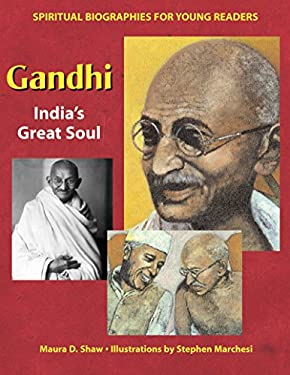 Gandhi: India's Great Soul 9781893361911