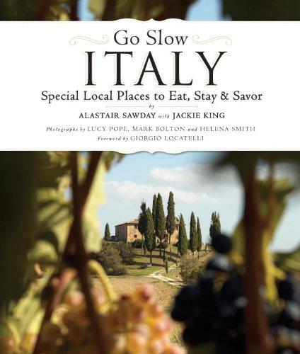 Go Slow Italy 9781892145819