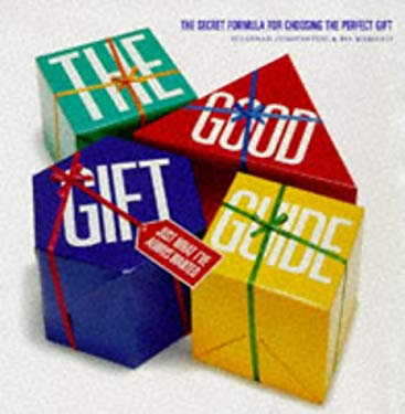 Good Gift Guide, the 9781899988426