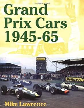 Grand Prix Cars, 1945-1965 9781899870394