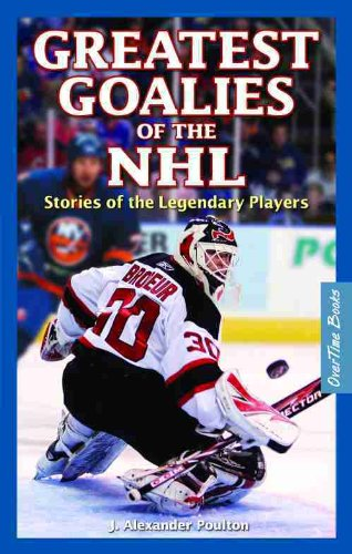 Great Goalies of the NHL 9781897277126