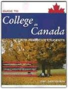 Guide to College in Canada for American Students, 2007-2008 9781890765125