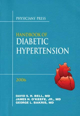 Handbook of Diabetic Hypertension