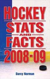 Hockey Stats and Facts 2008-09 22597580