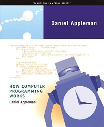 How Computer Programming Works 9781893115231