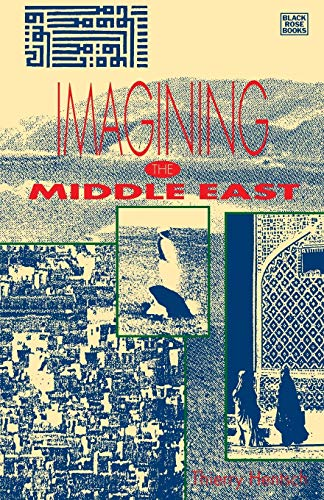 Imagining the Middle East 9781895431124