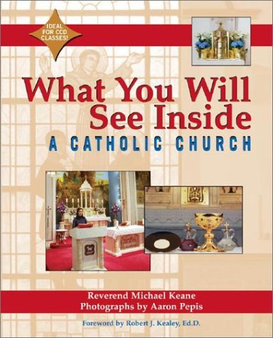 Inside a Catholic Church Hc 9781893361546