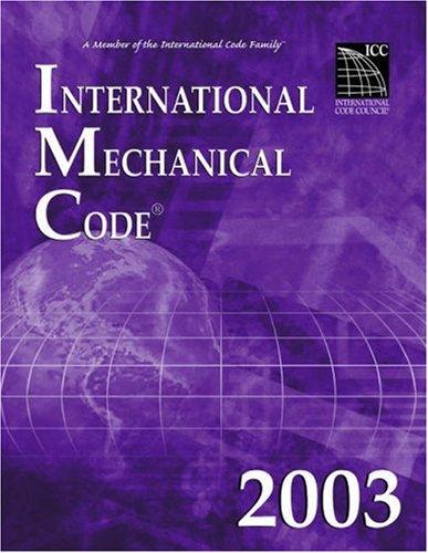 International Mechanical Code 9781892395641