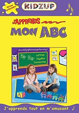 J'Apprends Mon ABC [With Cassette and CD] 9781894677493
