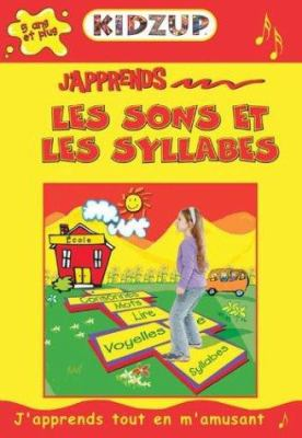 J'Apprends les Sons Et les Syllabes [With Cassette and CD] 9781894677516