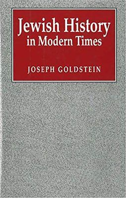 Jewish History in Modern Times 9781898723066