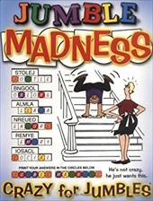 Jumble Madness: Crazy for Jumbles 7712321