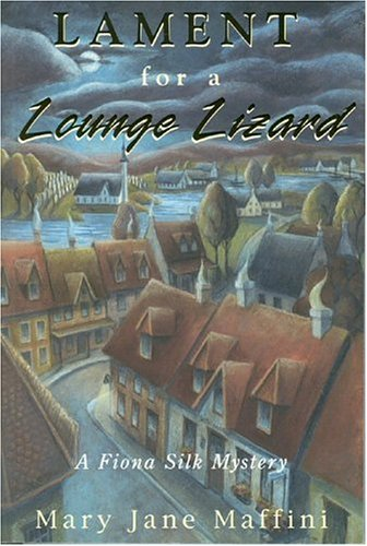 Lament for a Lounge Lizard 9781894917025