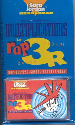 Le Rap 3r [With Book]