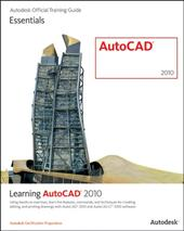 Learning AutoCAD 2010 7732271