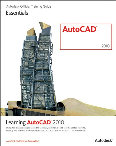 Learning AutoCAD 2010 9781897177792