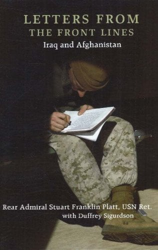 Letters from the Front Lines: Iraq and Afghanistan 9781894694483