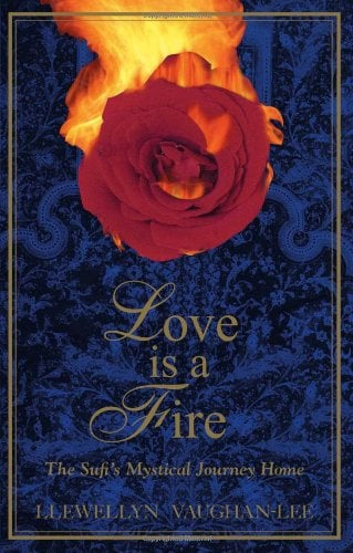 Love Is a Fire: The Sufi's Mystical Journey Home 9781890350031