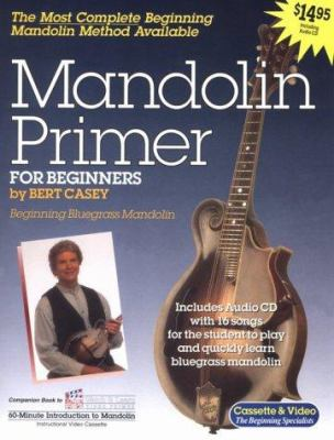 Mandolin Primer [With CD (Audio)] 9781893907331