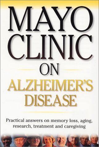 Mayo Clinic on Alzheimer's Dis 9781893005228