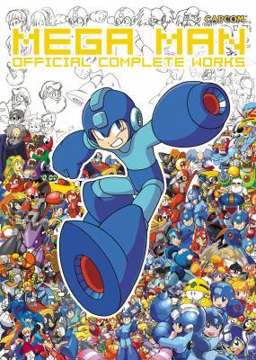 Mega Man: Official Complete Works 9781897376799