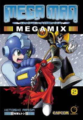 Mega Man Megamix, Volume 2 9781897376690