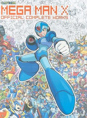 Mega Man X: Official Complete Works 9781897376805