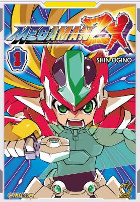Mega Man ZX, Volume 1 9781897376683