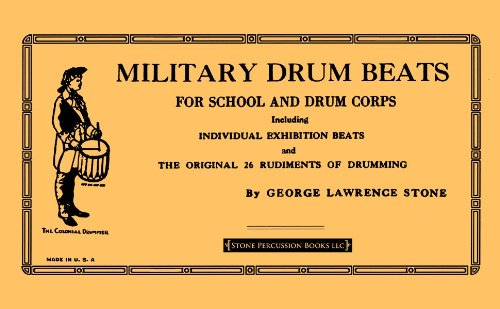 Military Drum Beats: For School and Drum Corps 9781892764034