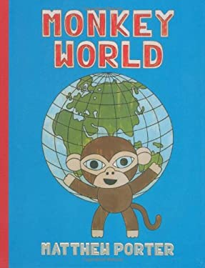 Monkey World: An A-Z of Occupations 9781894965958