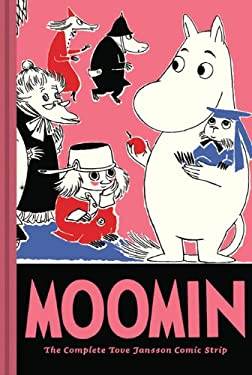 Moomin: The Complete Tove Jansson Comic Strip 9781897299944