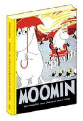 Moomin Book Four: The Complete Tove Jansson Comic Strip 9781897299784