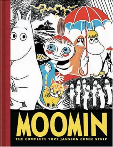 Moomin Book One: The Complete Tove Jansson Comic Strip 9781894937801
