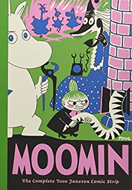 Moomin: Volume 2: The Complete Tove Jansson Comic Strip 9781897299197