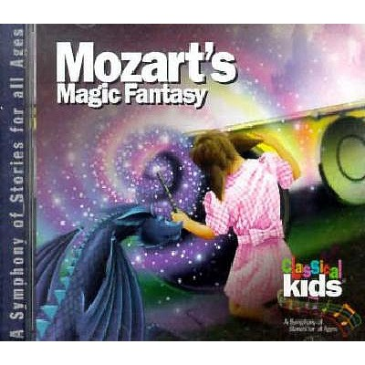 Mozart's Magic Fantasy 9781895404104