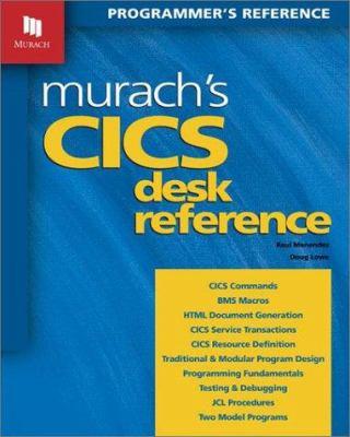 Murach's CICS Desk Reference 9781890774172