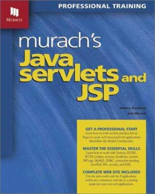 Murach's Java Servlets and JSP [With CDROM] 9781890774189