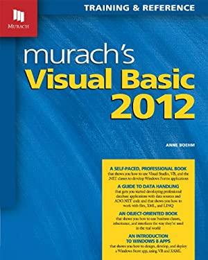Murach's Visual Basic 2012 9781890774738