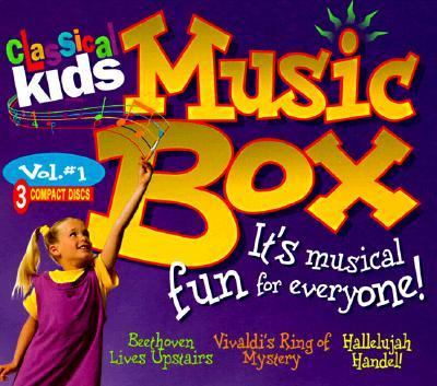 Music Box Volume 1 [With CD] 9781896449418