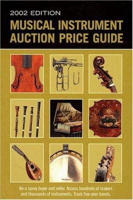 Musical Instrument Auction Price Guide 9781890490584