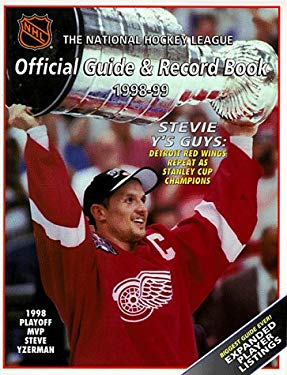 NHL Official Guide and Record Book 9781892049025