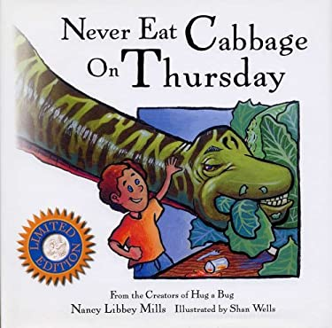 Never Eat Cabbage on Thursday 9781893815087
