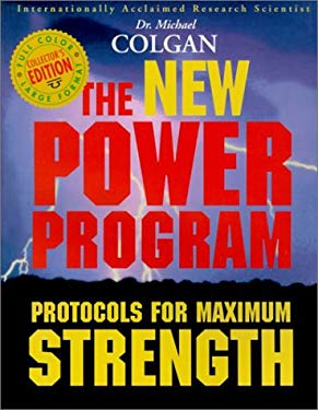 New Power Program: Your Personal Guide to Athletic Power 9781896817002