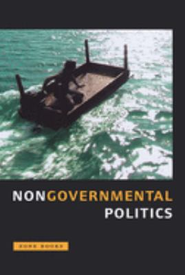 Nongovernmental Politics 9781890951757