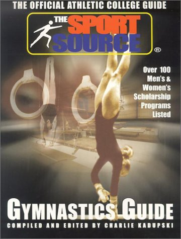 Official Athletic College Guide Gymnastics 9781893588097