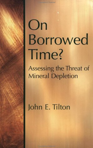 On Borrowed Time: Assessing the Threat of Mineral Depletion